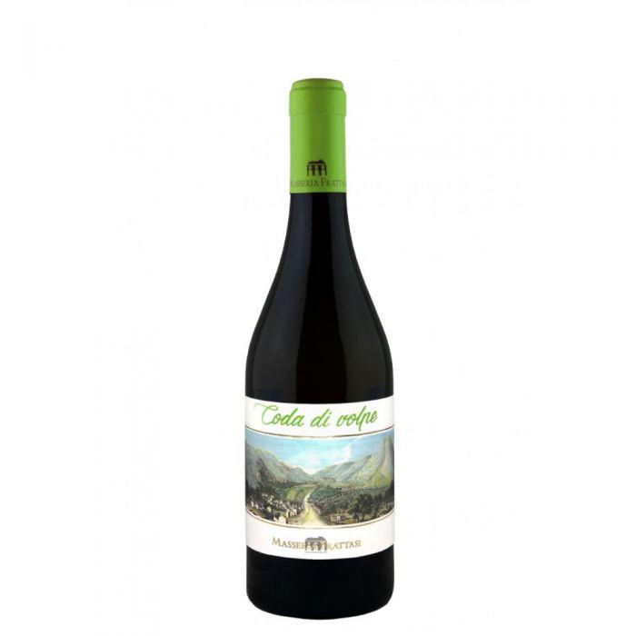 Vino Bianco Coda di Volpe di Montagna Masseria Frattasi 75cl