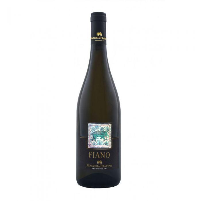 Vino Bianco Fiano Beneventano IGP Masseria Frattasi 75cl