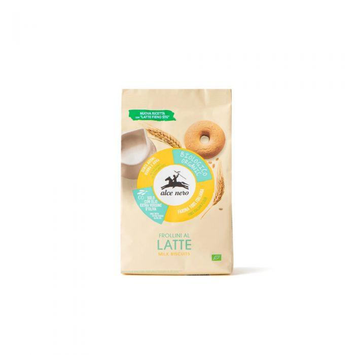 Frollini al Latte Biologici Alce Nero - 350gr