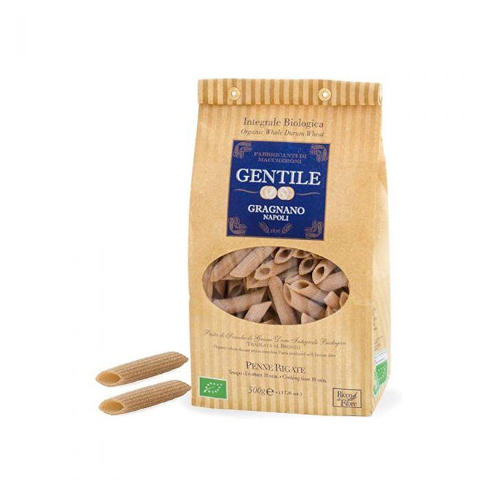 Fusilli Integrali Bio Gentile Pasta Gragnano 10min - 500gr