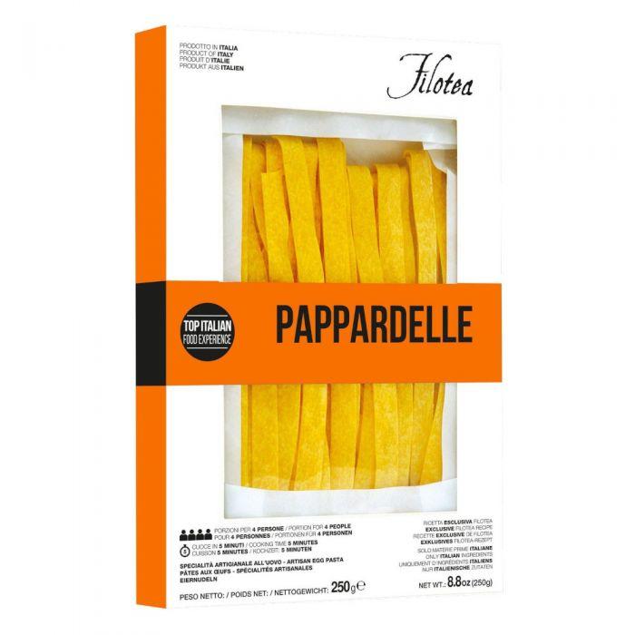 Pappardelle Filotea Pasta all'Uovo 4min 250g