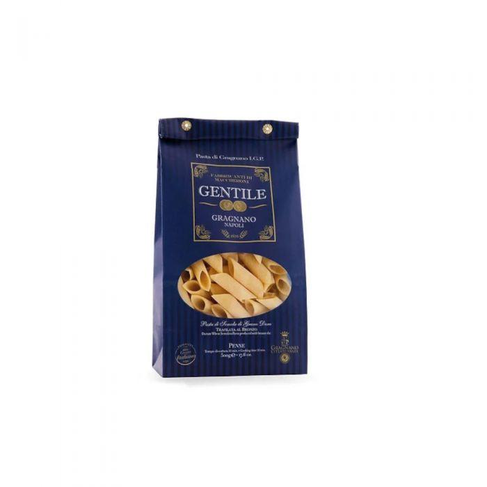 Penne Gentile Pasta Gragnano 10min - 500gr
