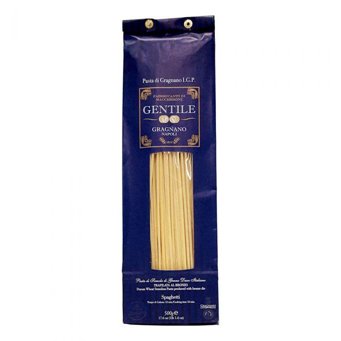 Spaghetti Gentile Pasta Gragnano 12min - 500gr