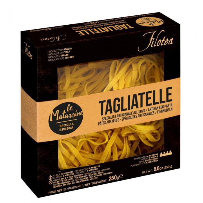Tagliatelle Filotea Pasta all'Uovo Linea Matassine 6/8 min 250g