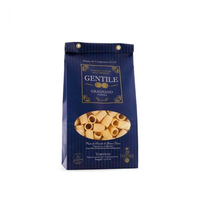Tubettoni Gentile Pasta Gragnano 8min - 500gr